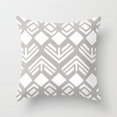 PatternPlay Series - v21 Throw Pillow