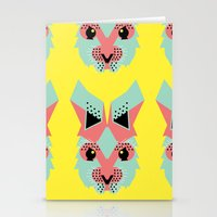 Rabbit Magic Stationery Cards