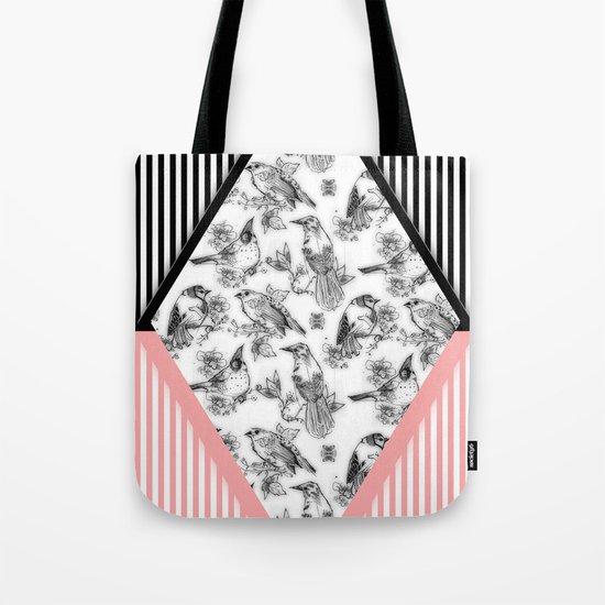 Bird Cage Tote Bag
