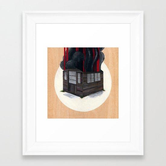 Sheds & Shacks | No:1 Framed Art Print
