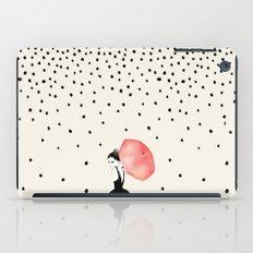 Polka Rain iPad Case