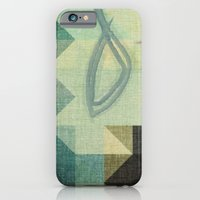 iPhone & iPod Case featuring cannery 1930 by Laura Moctezuma