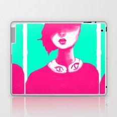 Contemporary Collar Laptop & iPad Skin