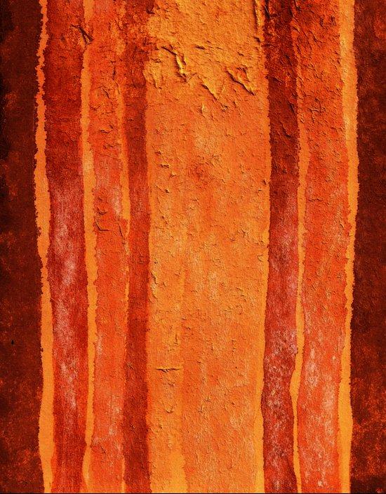 Brown Texture Art Print