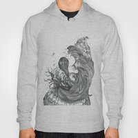 Eatsleepdraw Cover Art -… Hoody