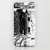 Shakespeare And Company iPhone 6 Slim Case