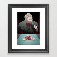 Remarkable Boy (Hannibal… Framed Art Print