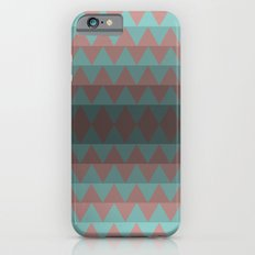 Green and Red Stripes  iPhone 6 Slim Case