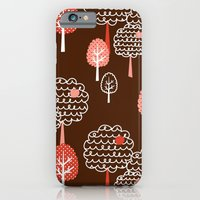 iPhone & iPod Case featuring Forest Wonderland by shiny orange dreams