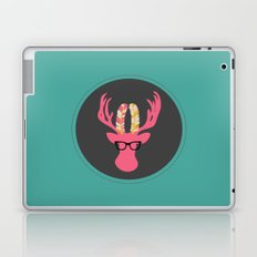 Deer Hipster Laptop & iPad Skin