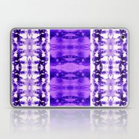 Tie Dye Purples Laptop & iPad Skin