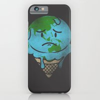 Earth's Melting Point iPhone 6 Slim Case