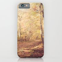 iPhone & iPod Case featuring New England Autumn by Melissa Batchelder Photography