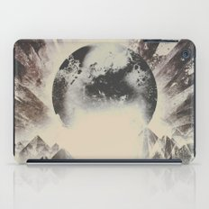 New day new mountains to climb iPad Case