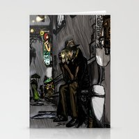 Halogen Dreams Stationery Cards