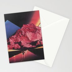 Neon Highway Stationery Cards