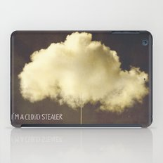 Im a cloud stealer iPad Case