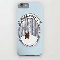 Find Your Way iPhone 6 Slim Case