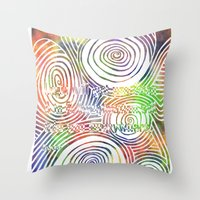 Imagination will take you everywhere Throw Pillow