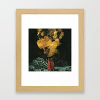 Intertidal Framed Art Print