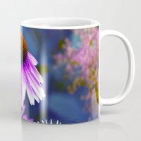Purple Coneflowers  Mug