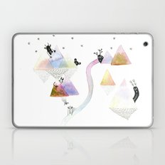 Things in the Mountains Laptop & iPad Skin