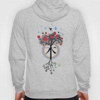 Árbol - 木 - Tree Hoody