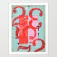 Two Hundred and Thirty-Five Art Print