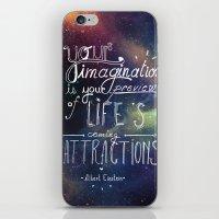 Wise Words iPhone & iPod Skin