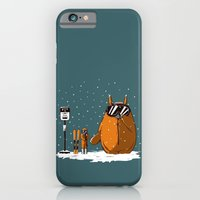 iPhone & iPod Case featuring Toto Rider by le.duc
