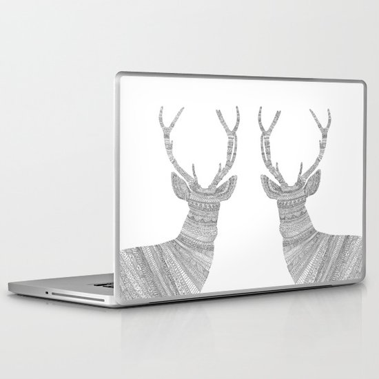 Stag / Deer Laptop & iPad Skin