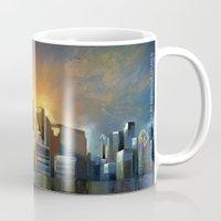 Chicago Sunrise Mug