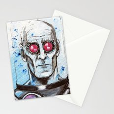 Dr Victor Fries Stationery Cards
