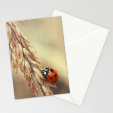 7 Spot Lady Stationery Cards