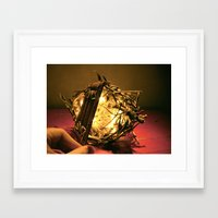 Abode Framed Art Print