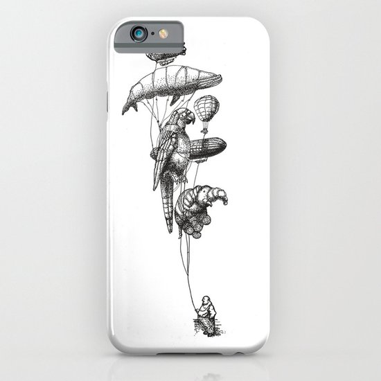 The Helium Menagerie iPhone & iPod Case
