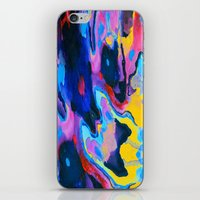 Sunset Oil iPhone & iPod Skin