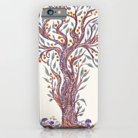 iPhone & iPod Case featuring tree by nefos