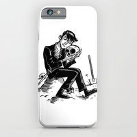 iPhone & iPod Case featuring Hamlet by Mike Laughead