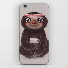 Sloth I♥lazy iPhone & iPod Skin