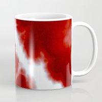 Cherry Cream Sky Mug