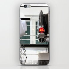 Diner Taillight iPhone & iPod Skin
