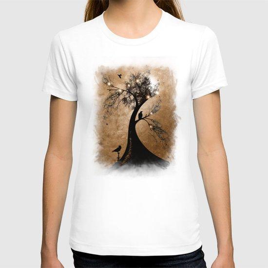Raven christmas II - HOLIDAZE T-shirt