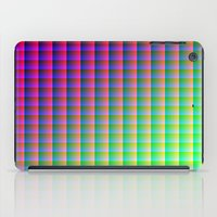 RGB iPad Case