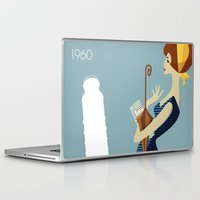 italy Laptop & iPad Skins featuring Italy 1960 by justin skeesuck