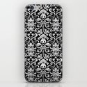 pandamask iPhone & iPod Skin