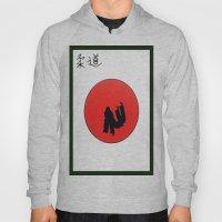 Art Of Judo Print Hoody