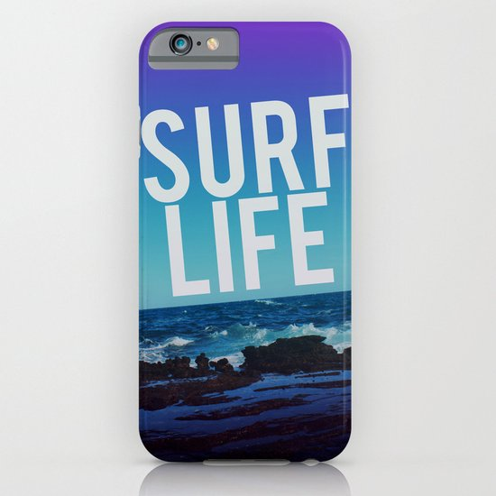 Surf Life iPhone & iPod Case