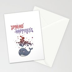 Spread Happiness Stationery Cards