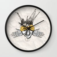 fact Wall Clock